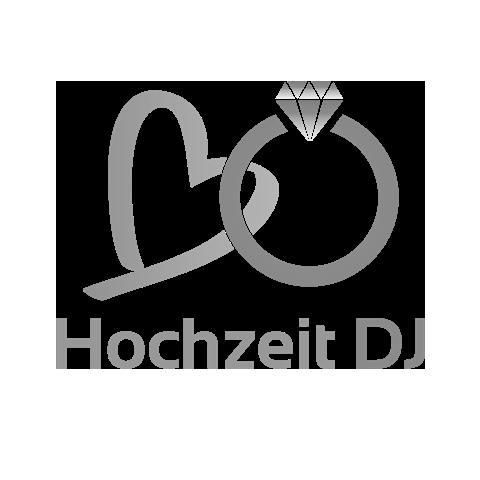 Logo Hochzeit DJ