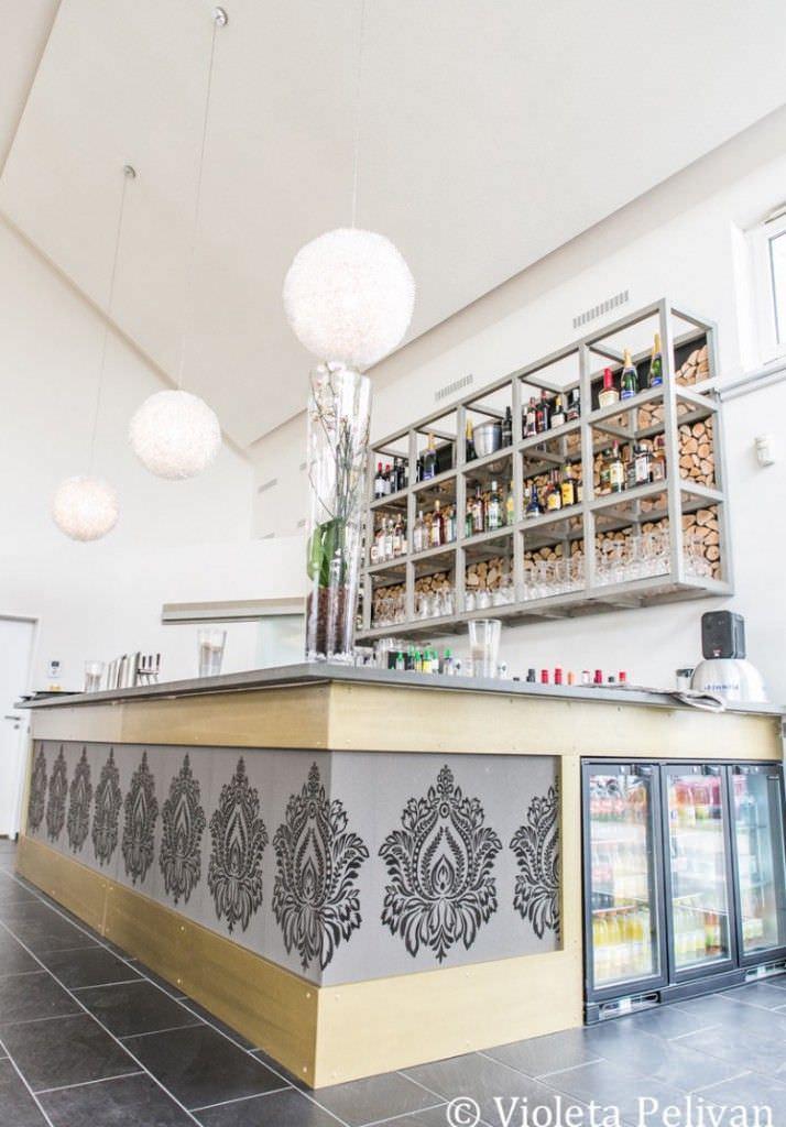Bar im Restaurant Trüffelschwein - Hochzeitslocation in Hilden, NRW