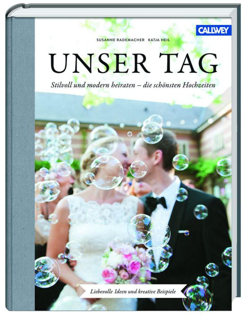Hochzeitsbuch - Unser Tag