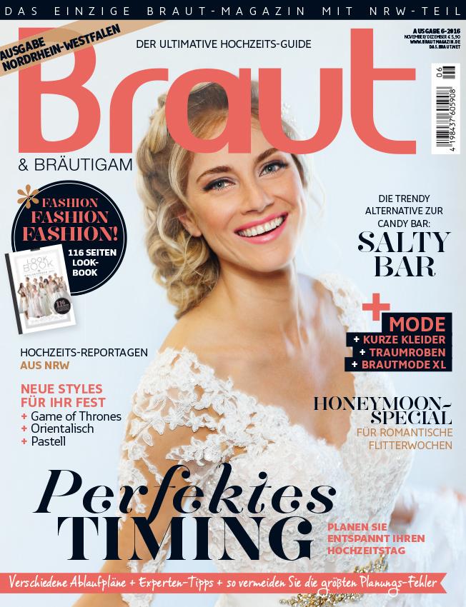 Coverfoto Braut und Bräutigam