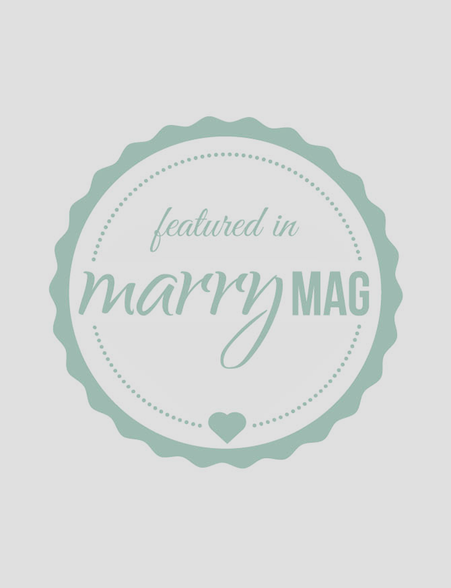 Featured in MarryMag Badge