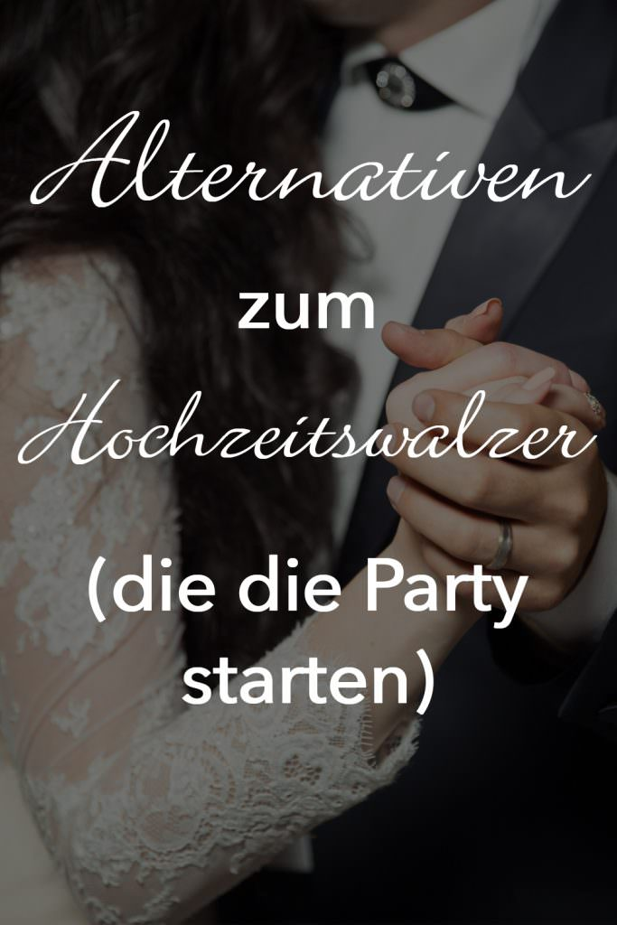 Hochzeits-DJ Tipps: Hochzeitsparty - Alternativen zum Hochzeitswalzer
