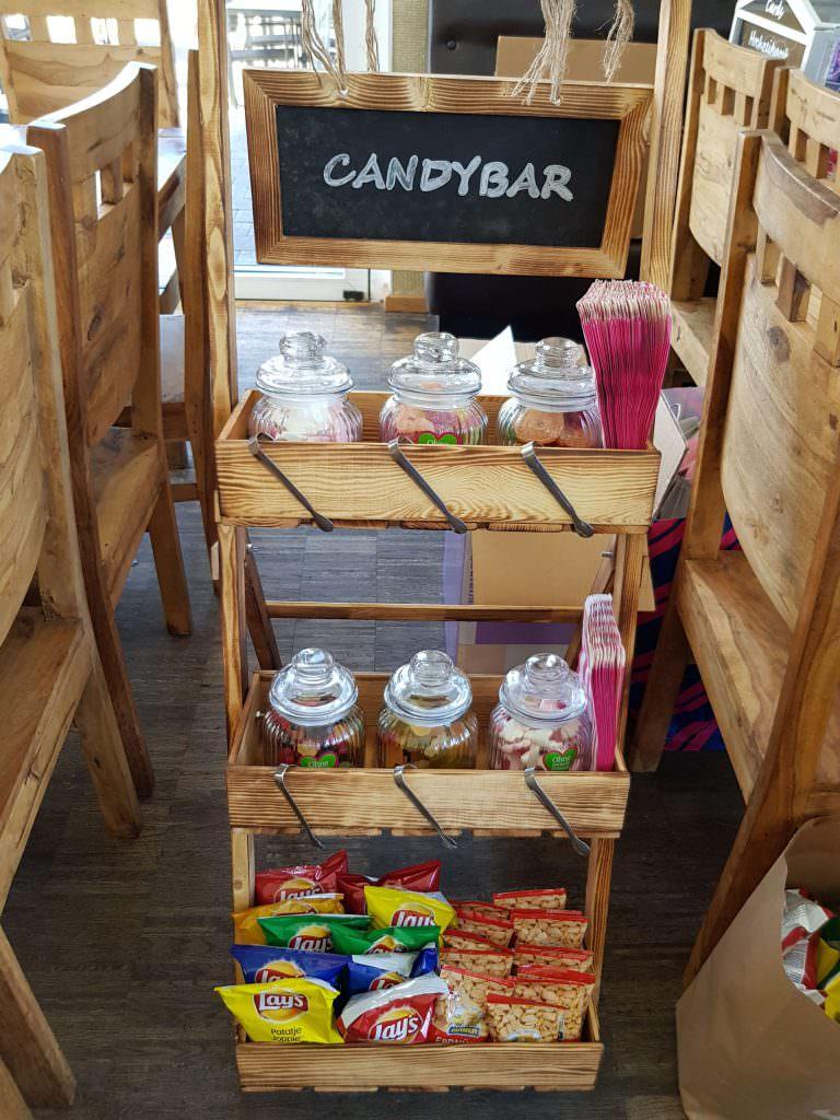 Hochzeitslocation Trüffelschwein Hilden: Candybar