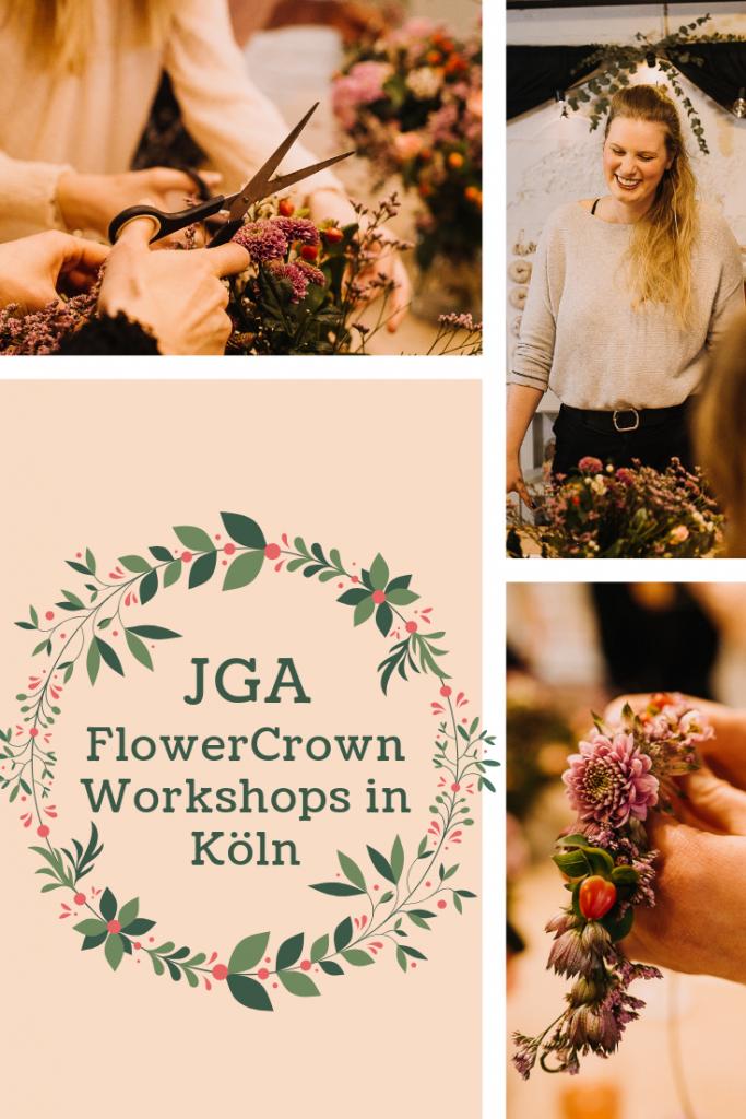 JGA Workshops und Kurse mit Bride Surprise in Köln