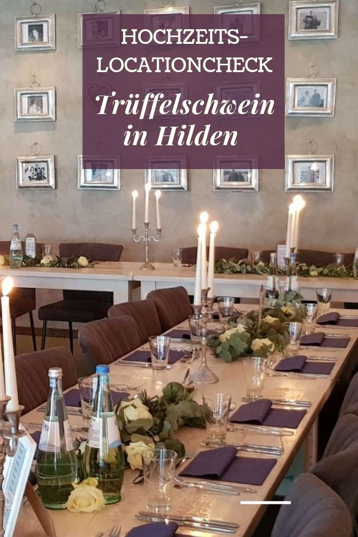 Hochzeitslocation Hilden: Restaurant Trüffelschwein