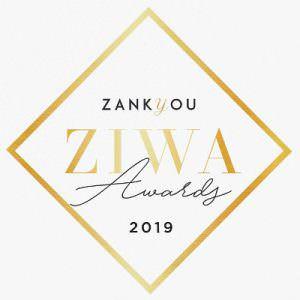 Logo Zank You ZIWA Awards 2019