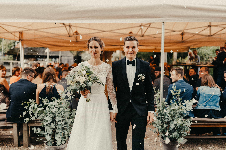 Julia Und Marc Hochzeit In Der Auermuhle Mit Einer Mega Party