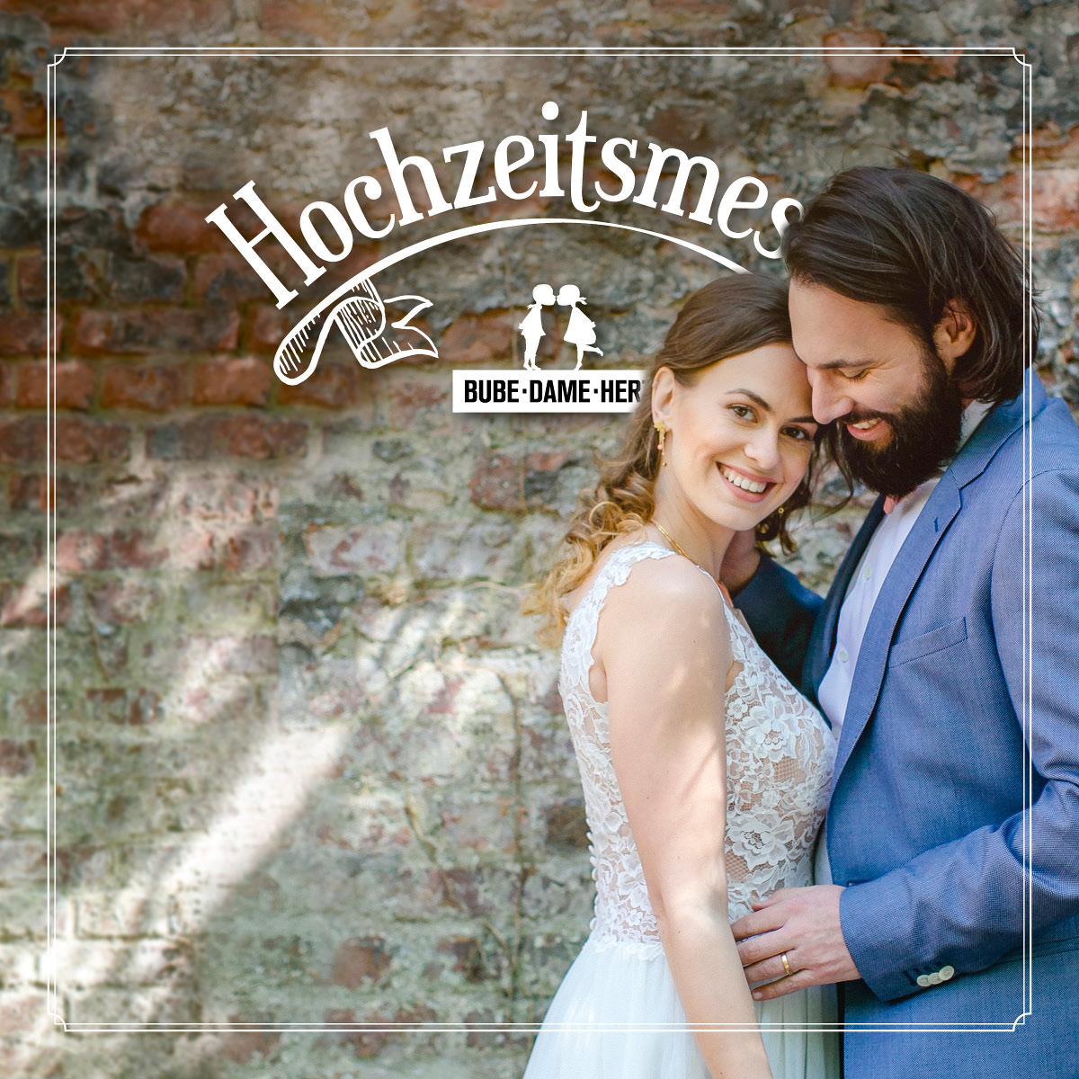 BUbe Dame Herz Hochzeitsmesse Schloss Benrath