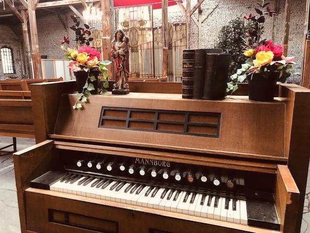 Die Orgel des Chapelle de Nüss