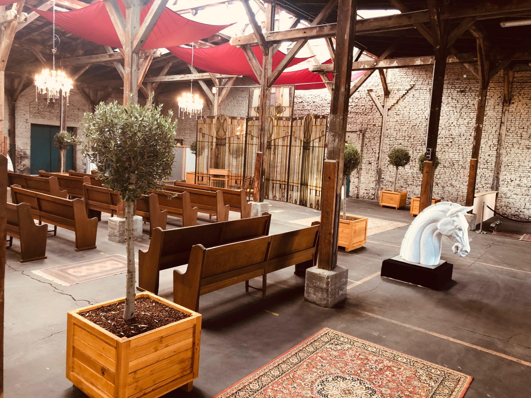 Trausaal Chapelle de Nüss