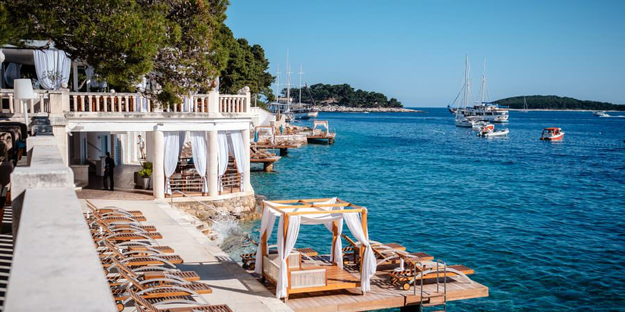 Heiraten in Kroatien mit Blick aufs Meer
