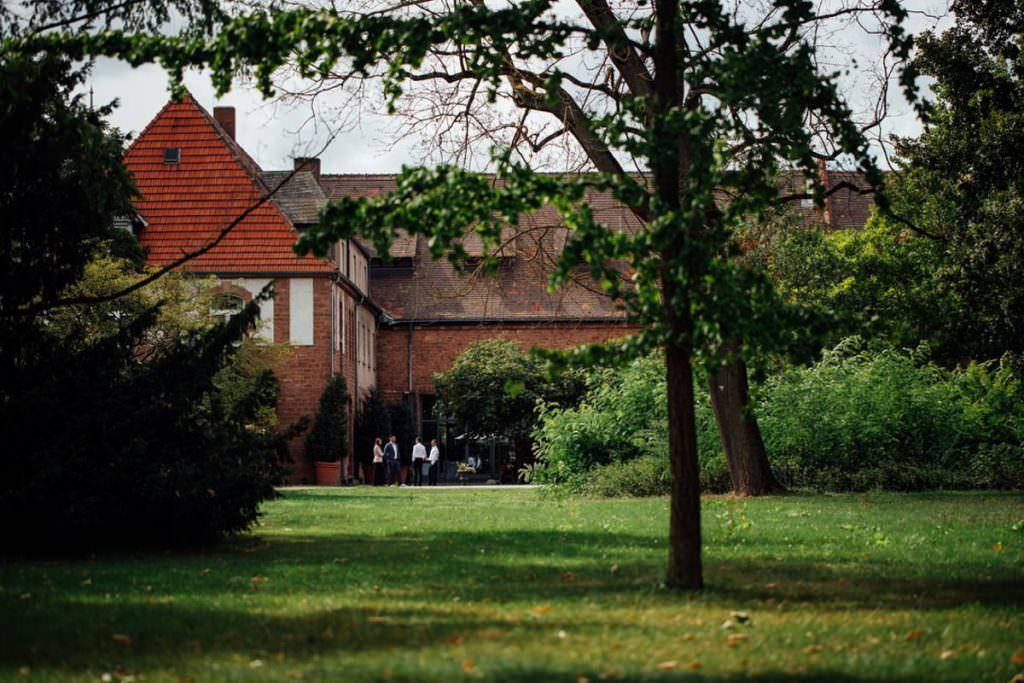 Hochzeitslocation nahe Heidelberg: Der Gutshof Ladenburg im Grünen