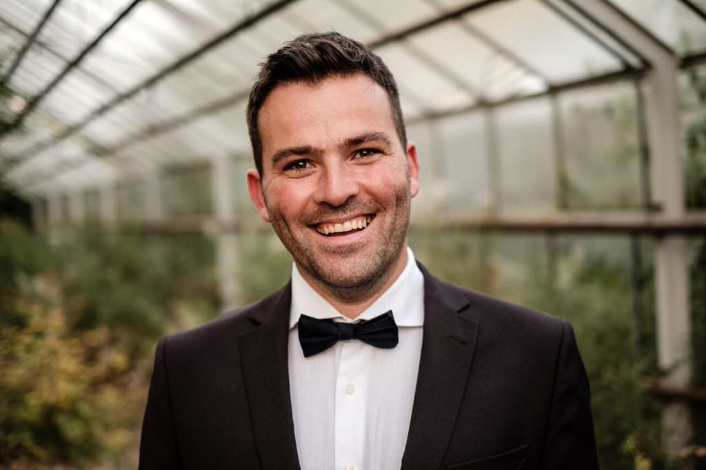 Der freie Hochzeitsredner Martin Fett aus Köln