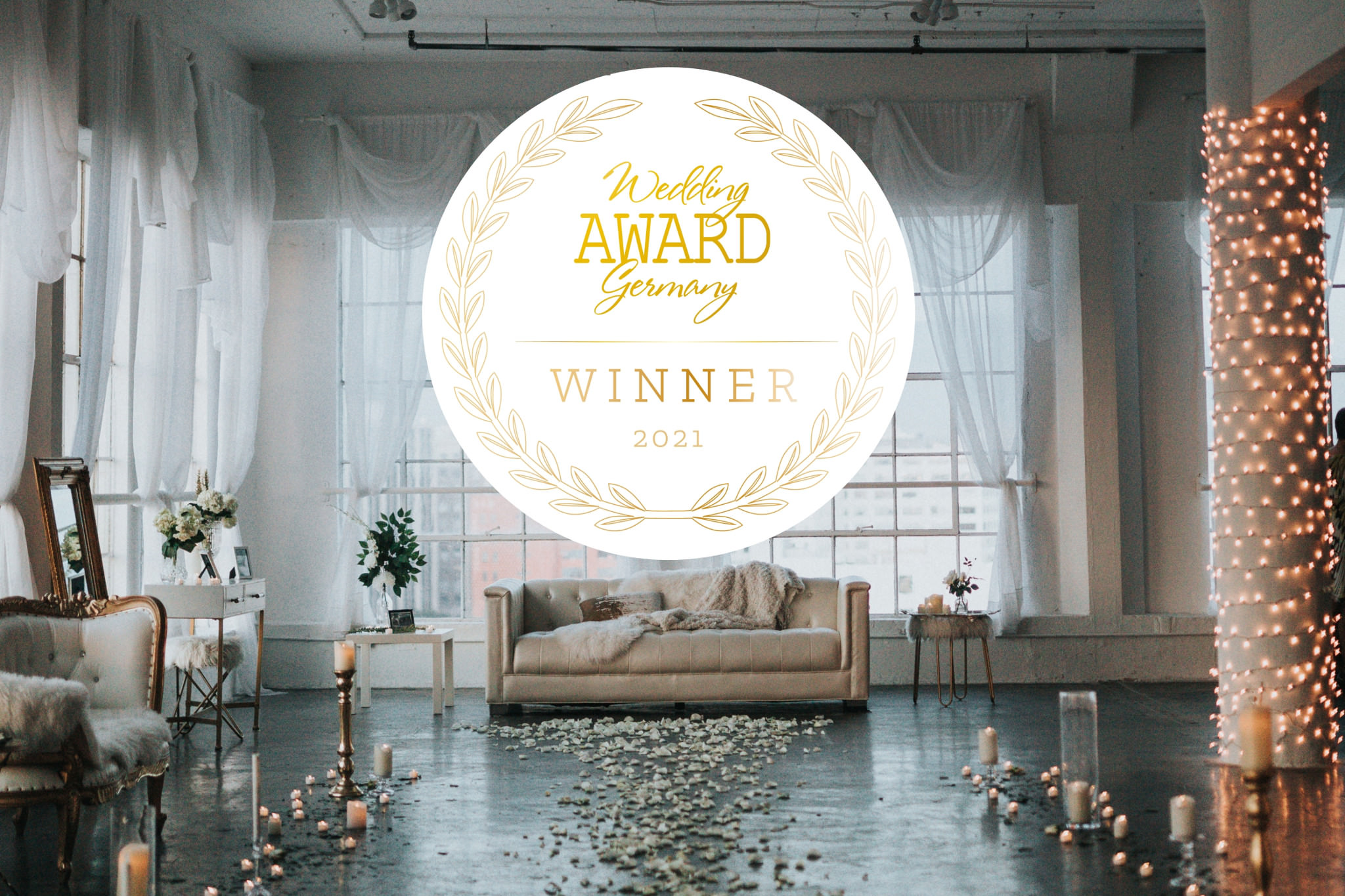 Wedding Award Germany Gewinner in der Kategorie Hochzeits-DJ