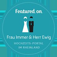 Logo von Frau Immer und Herr Ewig